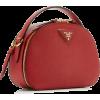 Prada Bandoliera  Leather Shoulder Bag - Hand bag -