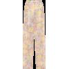Prada Floral Jersey Wide Leg Pants - Capri & Cropped - 585.00€  ~ $681.12