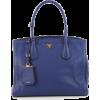 Prada Galleria Leather Handbag - Hand bag -