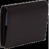 Prada Logo-print Bi-fold Leather Wallet - Wallets -