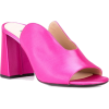 Prada Open-toe Mules - Sandale -