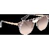Prada  Ornate Aviator Sunglasses - Gafas de sol -