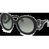 Prada Sunglasses - Темные очки -