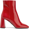 Prada red boots - Boots -
