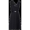 Prada twill dress in black - Dresses -