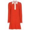 Preppy Crepe Dress - sukienki - £59.00  ~ 66.68€