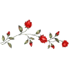 Pretty Floral Design - Ilustrationen -