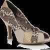 Pretty Kitty Fashion Ruby Shoo heels - Klassische Schuhe -