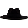 PrettyLittleThing black fedora  - Hat - £10.00  ~ $13.16