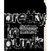 Pretty and Punk - Textos -