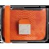 Primark clear orange bag - Bolsas de tiro -