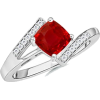 Princess Ruby Ring - Prstenje - $2,569.00  ~ 16.319,76kn