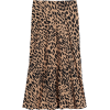 Print Slip Skirt - Skirts - $98.50
