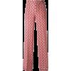 Printed Trousers - Calças capri - $440.00  ~ 377.91€