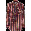 Printed Silk Blouse - Gucci - Camisas manga larga -