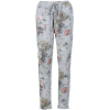 Printed Summer Joggers - Capri hlače -