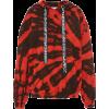 Proenza Schouler PSWL Hooded Tie Dye Swe - Pullovers -