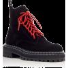 Proenza Schouler Suede Combat Boot - Boots - $995.00