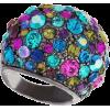 Rings Colorful - Prstenje -