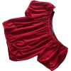Puff Sleeve Shoulders Slim Slim Thin T-S - Shirts - $17.99
