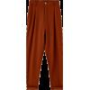 Pull & Bear - Crêpe tailoring trousers - Capri & Cropped - $20.00  ~ £15.20