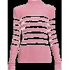 Pullover - Belt -