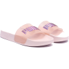 Puma holo glitter princess pink slides - Sandali -