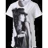 Puma Afro Girl Icon T-shirts casual - T-shirts -