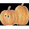 Pumpkins - イラスト -