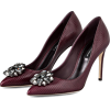 Pumps Dolce&Gabbana - Klasyczne buty -