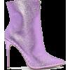 Purple Boots - Сопоги -