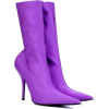 Purple Boots - Boots -