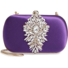 Purple Clutches - Bolsas pequenas -