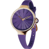 Purple & Gold Watch - Ure -