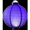 Purple Lantern - Luces -