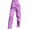 Purple Pants - Capri hlače -