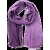 Purple Scarf - Scarf -