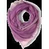 Purple Scarf - Schals -