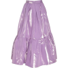 Purple Skirt - Skirts -