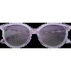 Purple Sunglasses - Sunglasses -