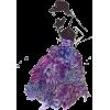 Purple - People -