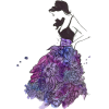 Purple - Pessoas -