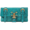 Clutch bags Blue - バッグ クラッチバッグ -