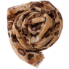 Python Print Scarf - 丝巾/围脖 -