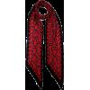 Python-print scarf - Cachecol -