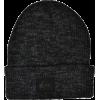 Quiksilver Cuffed Beanie Mont Real Skull Cap Blk - Cap - $19.99  ~ £15.19