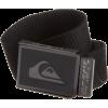 Quiksilver Men's Staple Belt Black - Belt - $20.00