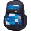 Quiksilver No Comply Backpack (Blue Pop Art Print) - Backpacks - $55.00