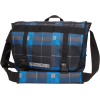 Quiksilver Shifty Messenger Bag (Black / Grey) - Messenger bags - $55.00