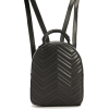 Quilted Chevron Backpack - Backpacks - $27.90